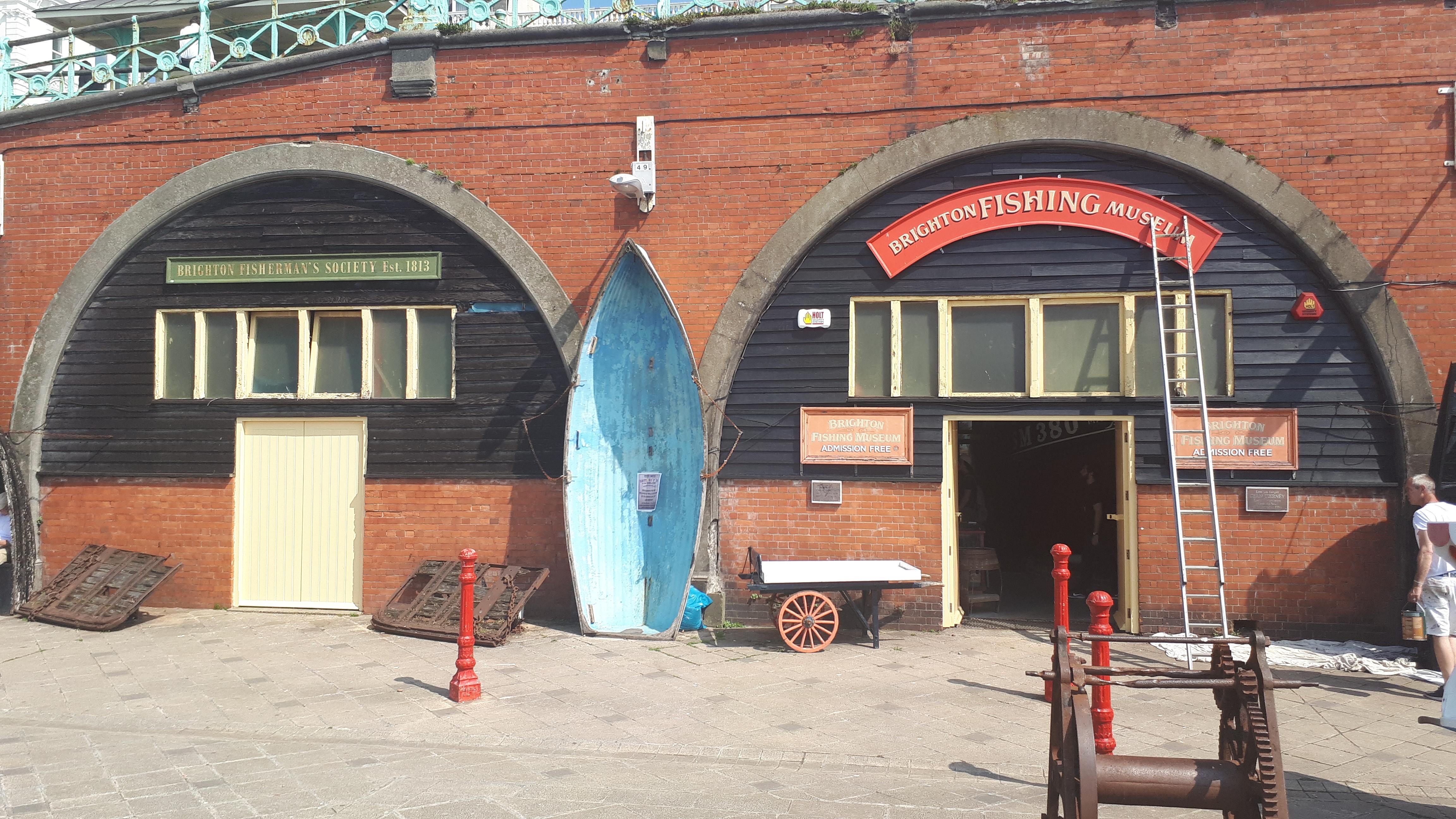 Fishing Museum_Brighton