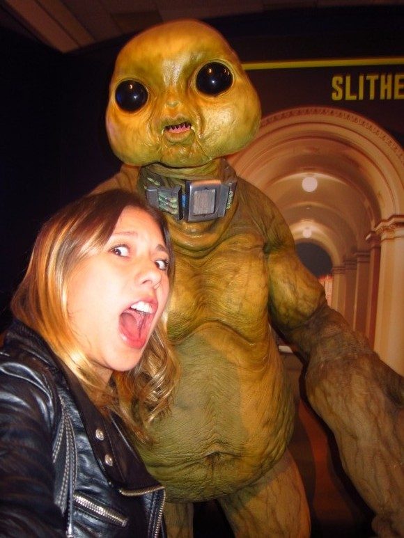 Dr Who Experience et