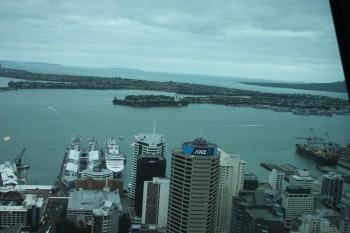 Vista da Sky Tower