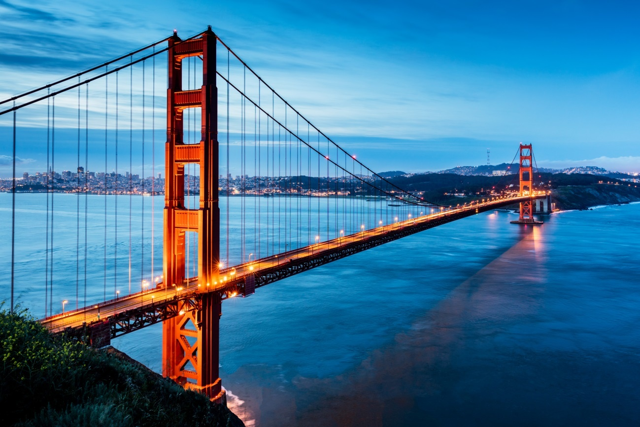 Golden Gate, em San Francisco