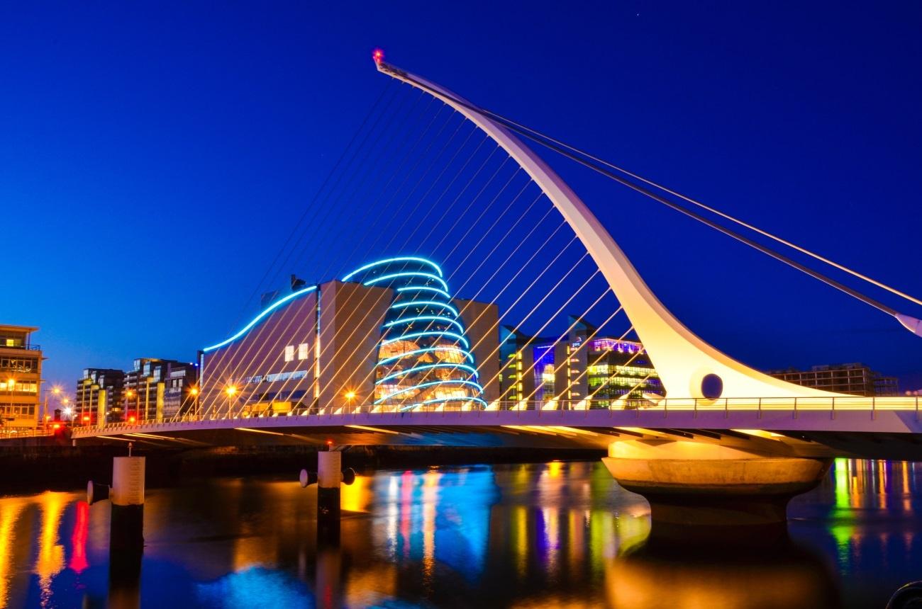 ponto turístico em Dublin-1